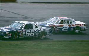 NASCAR Greyside