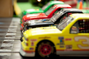 NASCAR Truck Slotracing