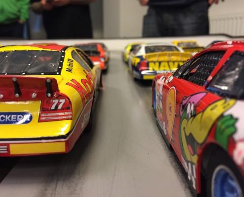 NASCAR124 bei den Slotfreunden Berlin