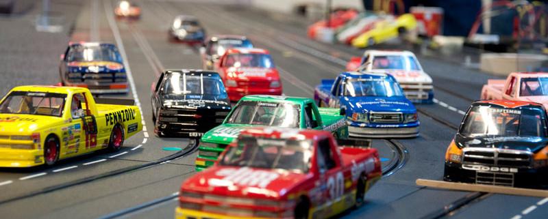 NASCAR Truck - Catwalk