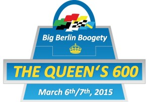 The Queen's 600 - Logo