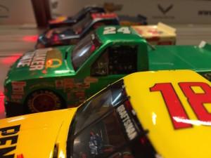 NASCAR Truck - Die Slotracing-Nutzfahrzeuge