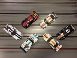 GT Masters Langstreckenrennen Berlin
