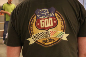 The Queen's 600 2016 - T-Shirt